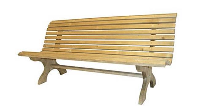 Mobilier de jardin, banc table et jeux plein air à Nancy avec Bois ...
